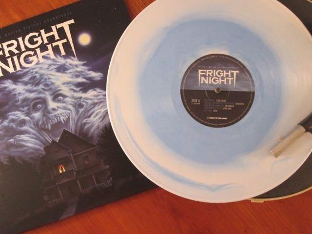 Yeni çıkarılan Fright Night müziğinden özel parçalar dinleyin