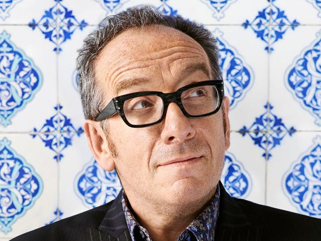 Elvis Costello on making a Western with Courtney Love and tending bar for the Spice Girls