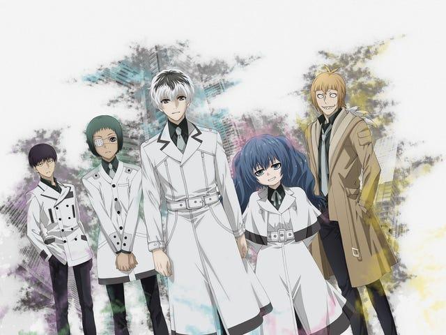 Tokyo Ghoul:ReManga Ending; Tokyo Ghoul:Reanime Second Season Confirmed