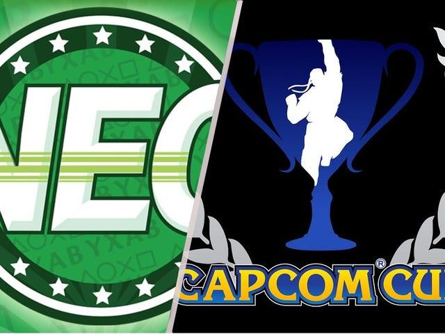 Thể thao điện tử cuối tuần - Capcom NEC Cup 2018