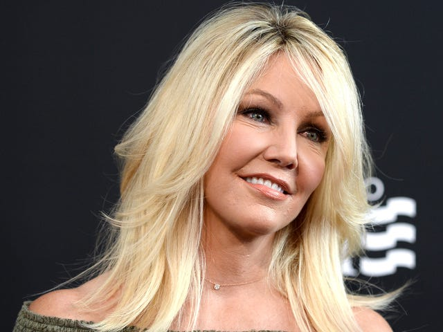 Heather Locklear hospitalized, reportedly undergoing psych evaluation