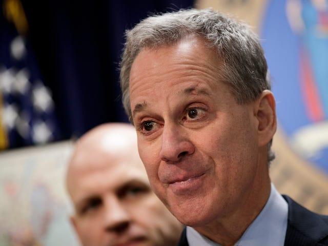 NY Peguam Negara Meletupkan Perundingan Perundangan Trump untuk Defund Parenthood yang Dianggotai