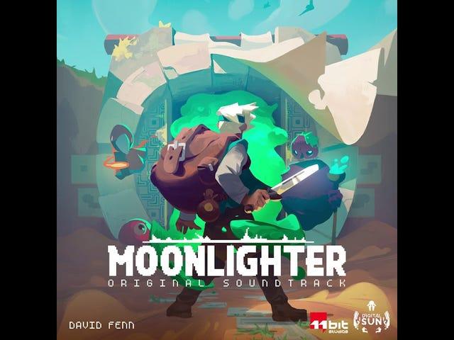 Трек: Деревня Рынока |  Игра: Лунная зажигалка |  Композитор: Дэвид Фенн