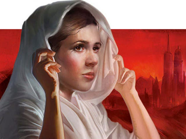 We're Reading Leia, Princess of Alderaan—Come Join Us!