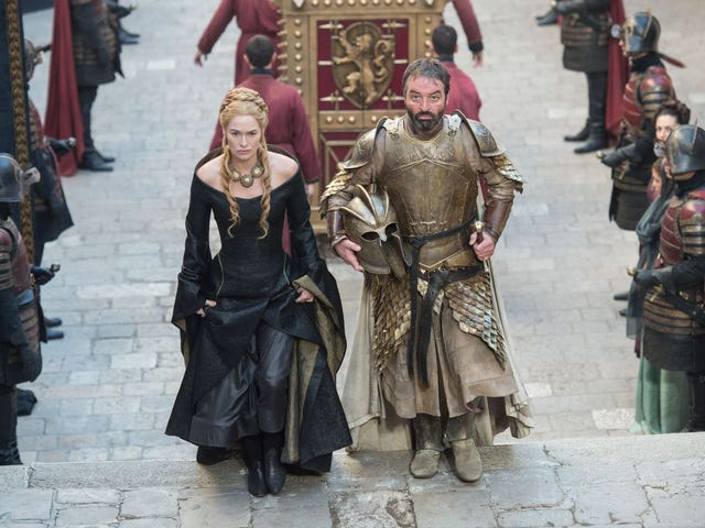 Yeux sans tache - Game of Thrones # 5.01 (4/12/15)