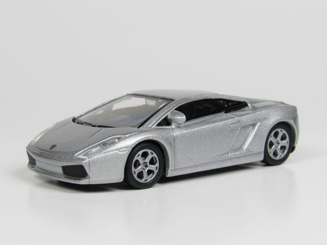 Concours d'Modella: Malibu International Lamborghini Gallardo