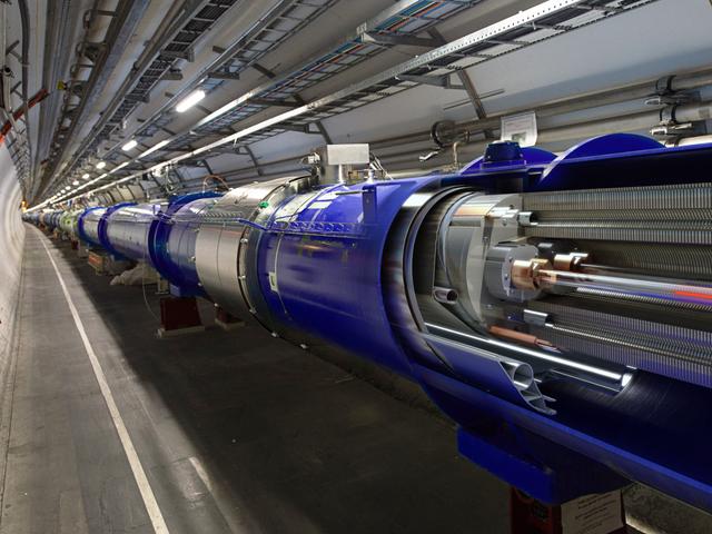 Lamentamos informarle que el Gran Colisionador de Hadrones no aniquilará la Tierra