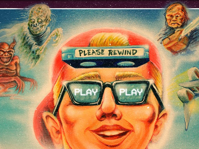 The American Genre Film Archive announces the next stage in its mission: VHS!