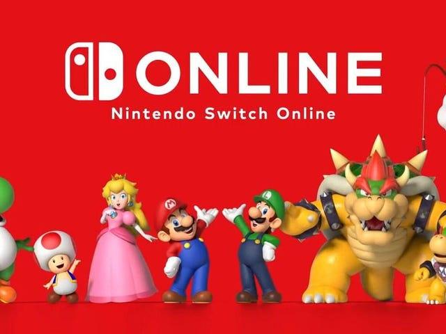 Nintendos online tjenester opplever for øyeblikket noen strømbrudd
