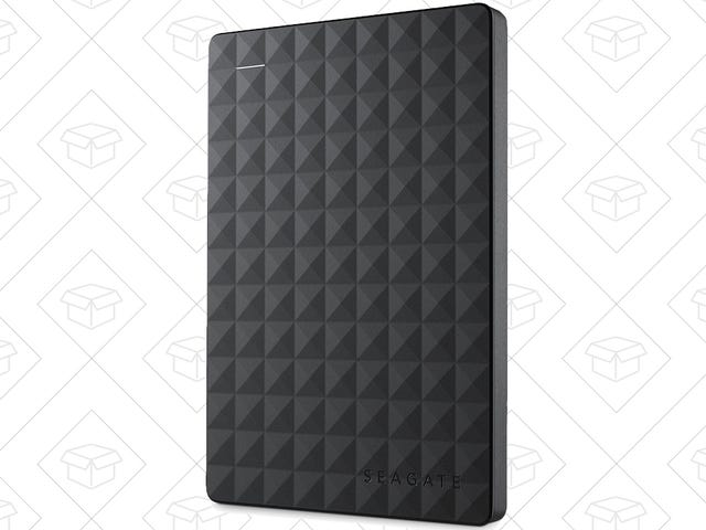 Store 2TB of Files For Just $60, No Power Cord Required