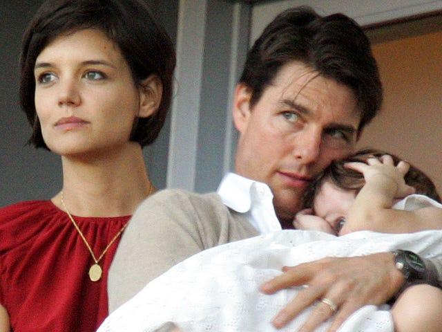 <i>Us Weekly</i> İddialar Tom Cruise, &#39;Üç Yıl Hakkında&#39; Suri Görmedi