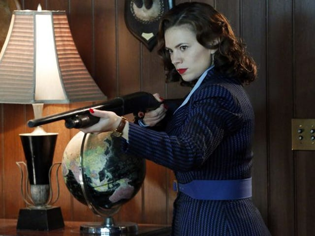 Things still look grim for Marvel's Agent Carter, and less hopeful for Most Wanted
