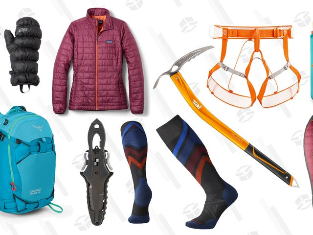 REI's Gear Up Get Out Sale Is Back to Steal Black Friday's Thunder