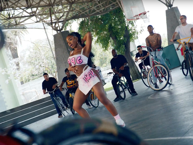 No, Normani Did Not Get That Iconic Basketball Move in One Take