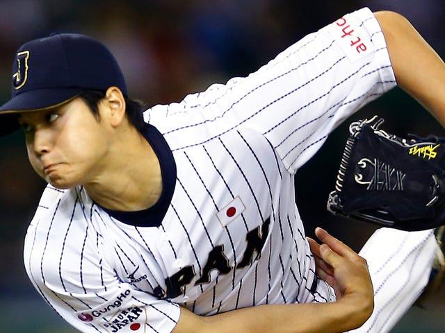 Ο Shohei Otani αναφέρει ότι έρχεται στο MLB, παρά τις καλύτερες προσπάθειές του για να τον κρατήσει μακριά