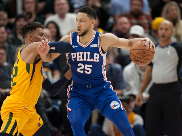 Ben Simmons Keeps Dunking On Jazz Fans Over His Rookie Of The Year Win