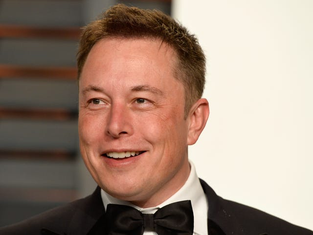 Elon Musk Is Giving Money to a GOP PAC Because It Helps Elon Musk