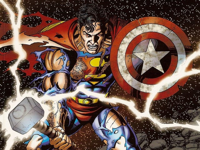 There Will Never Be Another George Perez