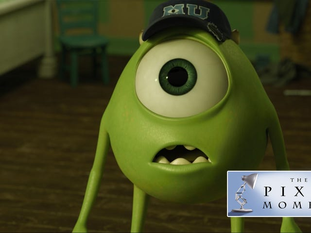 At Monsters University, Pixar repeated what worked before