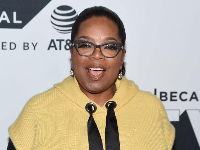 Oprah เตือนแฟน ๆ ว่า Scammer กำลังแอบอ้างเป็นนางใน Instagram