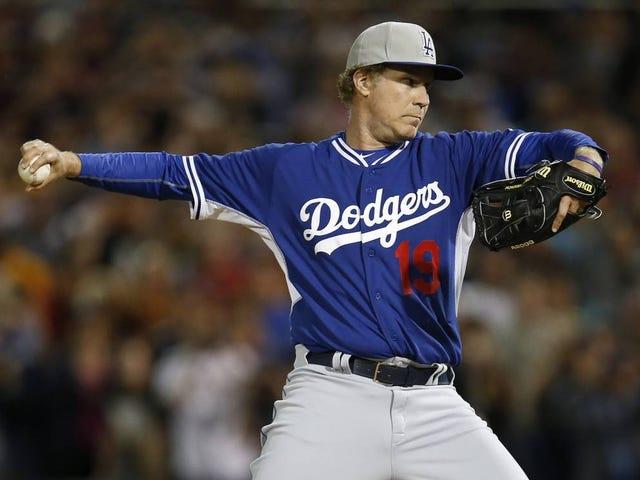 La breve carriera di primavera di Will Ferrell è ora su Baseball Reference
