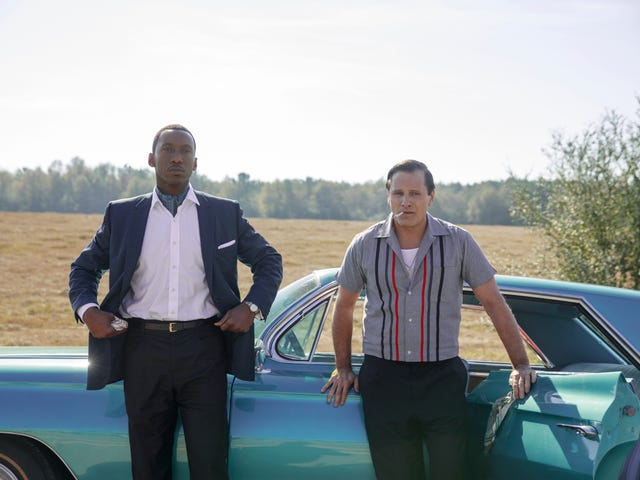 Green Book's big Oscar victory proves that the Academy, like America, still has a long way to go