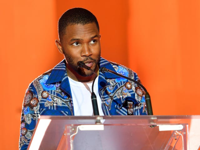 Frank Ocean's Giving Away Free Merch to Fans Who Voted