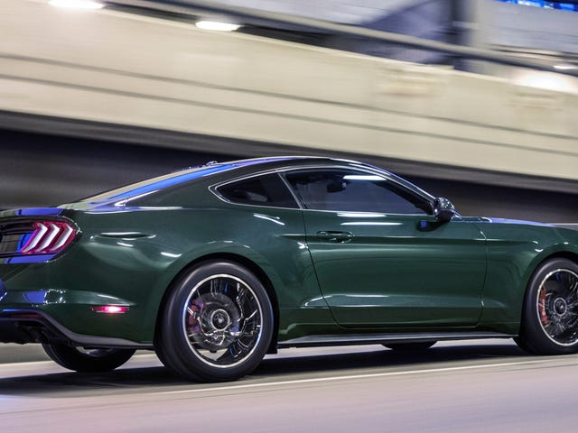 The 2019 Ford Mustang Starts At $25,845 And Tops Out At $52,980