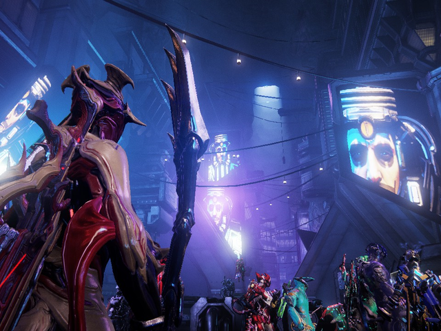 Warframe's New Expansion Features Class Warfare
