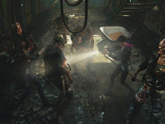 Selepas Outcry Awam, Capcom Menambah Co-Op Tempatan Untuk <i>Resident Evil</i>