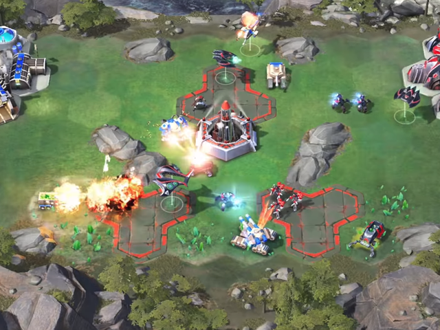 Command & Conquer Rivals Isn't What Fans Wanted, But It's Fun