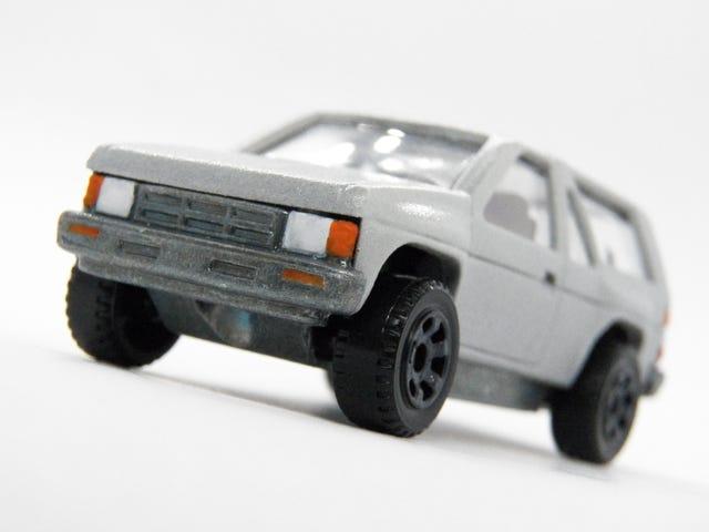 RadCast 2018 1st Gen Nissan Pathfinder
