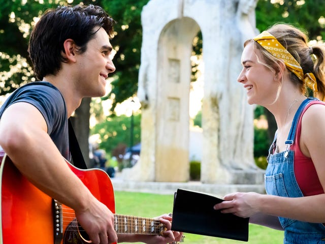 Archie from Riverdale finds love, faith, and a guitar in the blandly inspirational I Still Believe