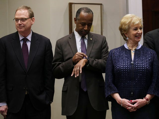 President Trump Needs a New Black as Ben Carson Will Leave HUD at the End of the First Term