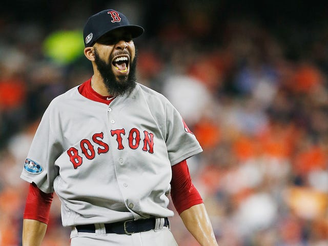 David Price Finally Broke His Postseason Hex