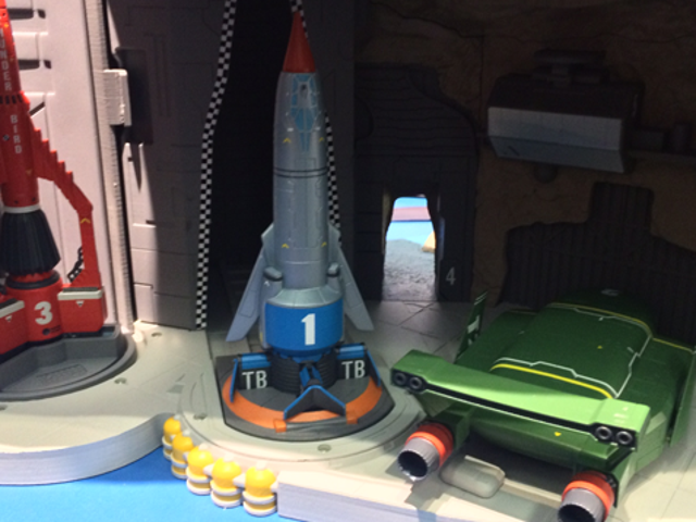 London Toy Fair Gives A First Look At Thunderbirds' Sweet New Rides