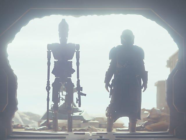 El Mandaloriano está aquí y Star Wars nunca será lo mismo