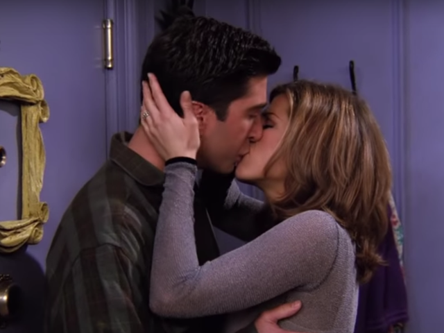 """Jennifer Aniston thinks Ross and Rachel are """"absolutely"""" still together"""