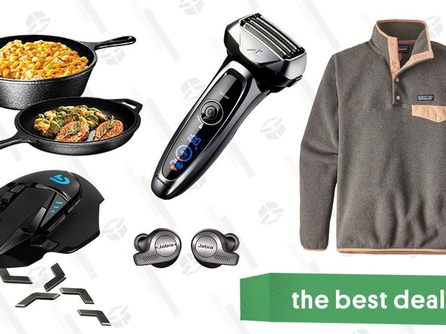Thursday's Best Deals: Patagonia, Electric Mug, Clear the Rack, and More