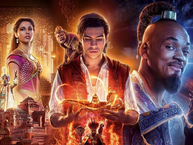 Aladdin 2 Is a Go After Finally Figuring Out Its Plot