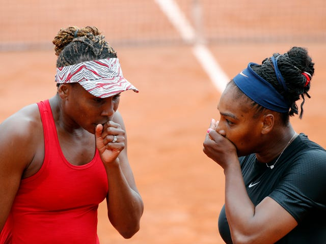 Serena Williams Forgets How Many Grand Slam Doubles Titles She And Venus Have