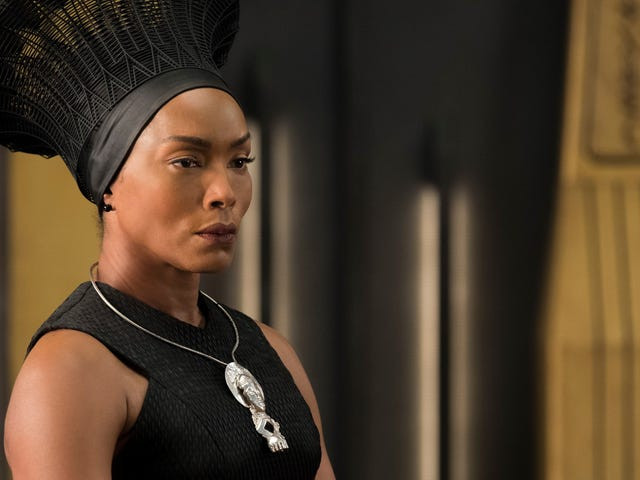 Angela Bassett Would Have Made a Fantastic Killmonger in Black Panther