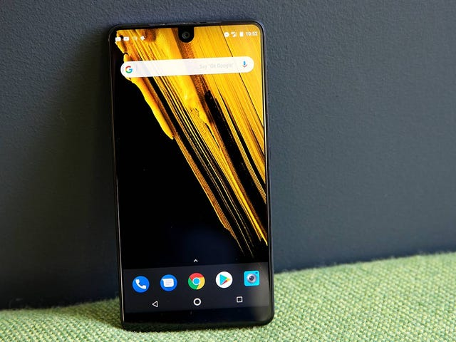 Essential's Next Phone Will Be a Wildly Different, AI-Powered Companion: Report