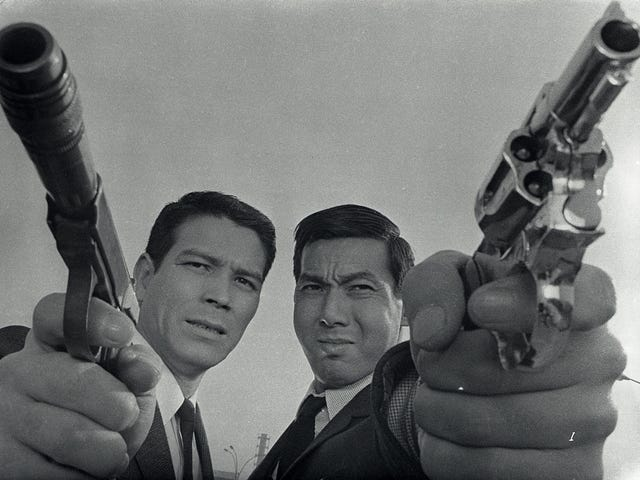 A Colt is My Passport (1967)