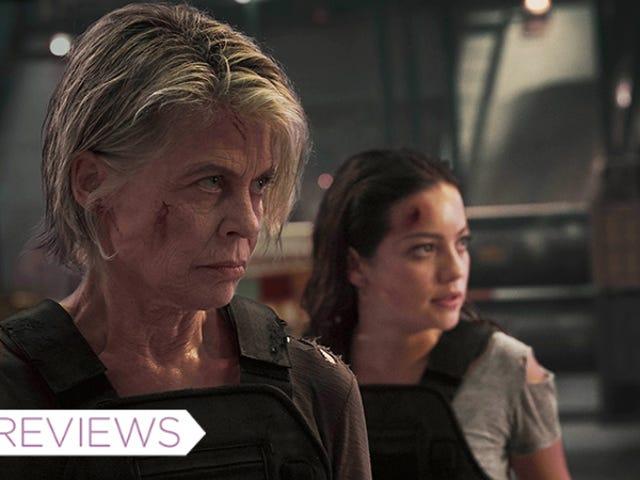 Terminator: L'avenir de Dark Fate après le jour du jugement est une femme et nous sommes là pour ça