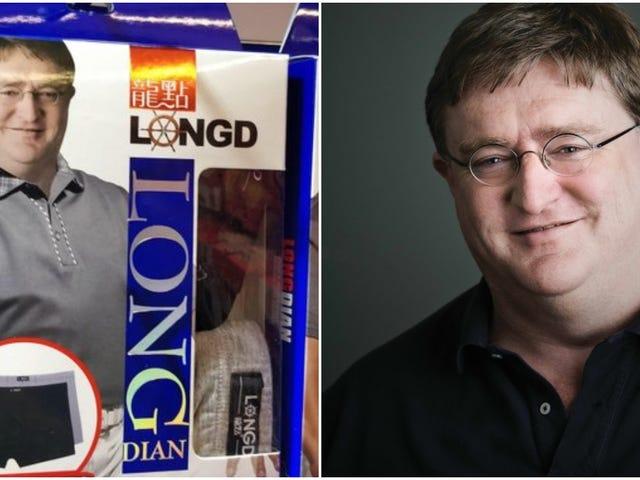 Keistimewaan Gabe Newell Masih Menjual Pakaian Di China
