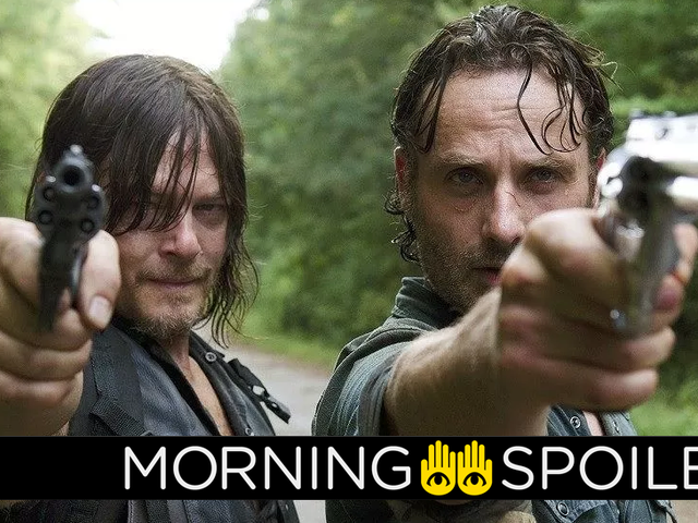 <i>The Walking Dead</i> αρχίζει να ρίχνει έναν άλλο σημαντικό χαρακτήρα κόμικ