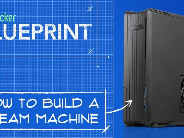 Cara Membangun Mesin Steam Powerhouse untuk Ratusan Dolar Kurang