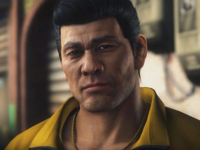 The End Of Yakuza 6 Is Some Bullshit