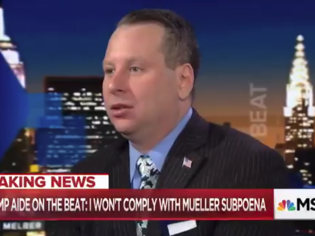 Sam Nunberg: This Entire Meltdown Is Because I Didn't Want to Manually Search My Email Inbox